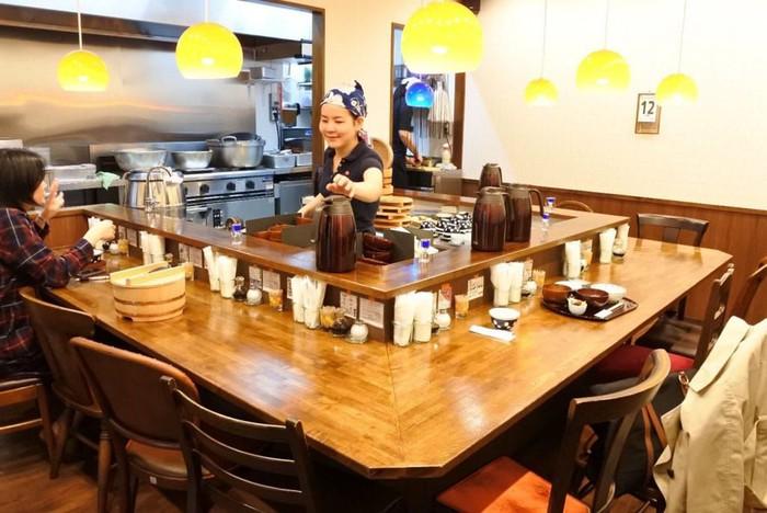 1 Makan Gratis di Restoran Mirai Shokudo Tokyo