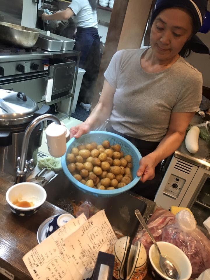 2 Makan Gratis di Restoran Mirai Shokudo Tokyo