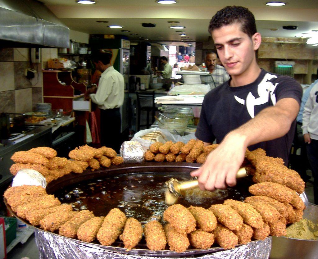 2. Falafel di Israel