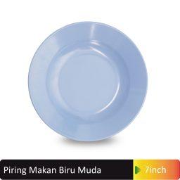piring makan biru muda2