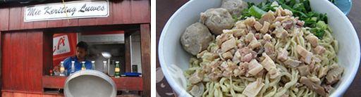 Mie Ayam Kriting Luwes