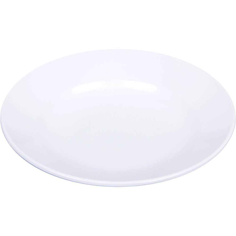 Piring Makan Cekung 9 Inch Biru Muda Isi 3 Pcs Melamine Glori Sambel 5 Putih G2005 Melamin