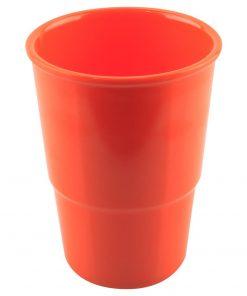812 Gelas Sedang Orange