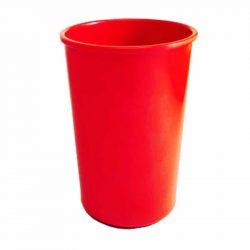 gelas polos merah