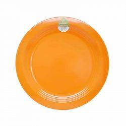 piring orange pecel lele