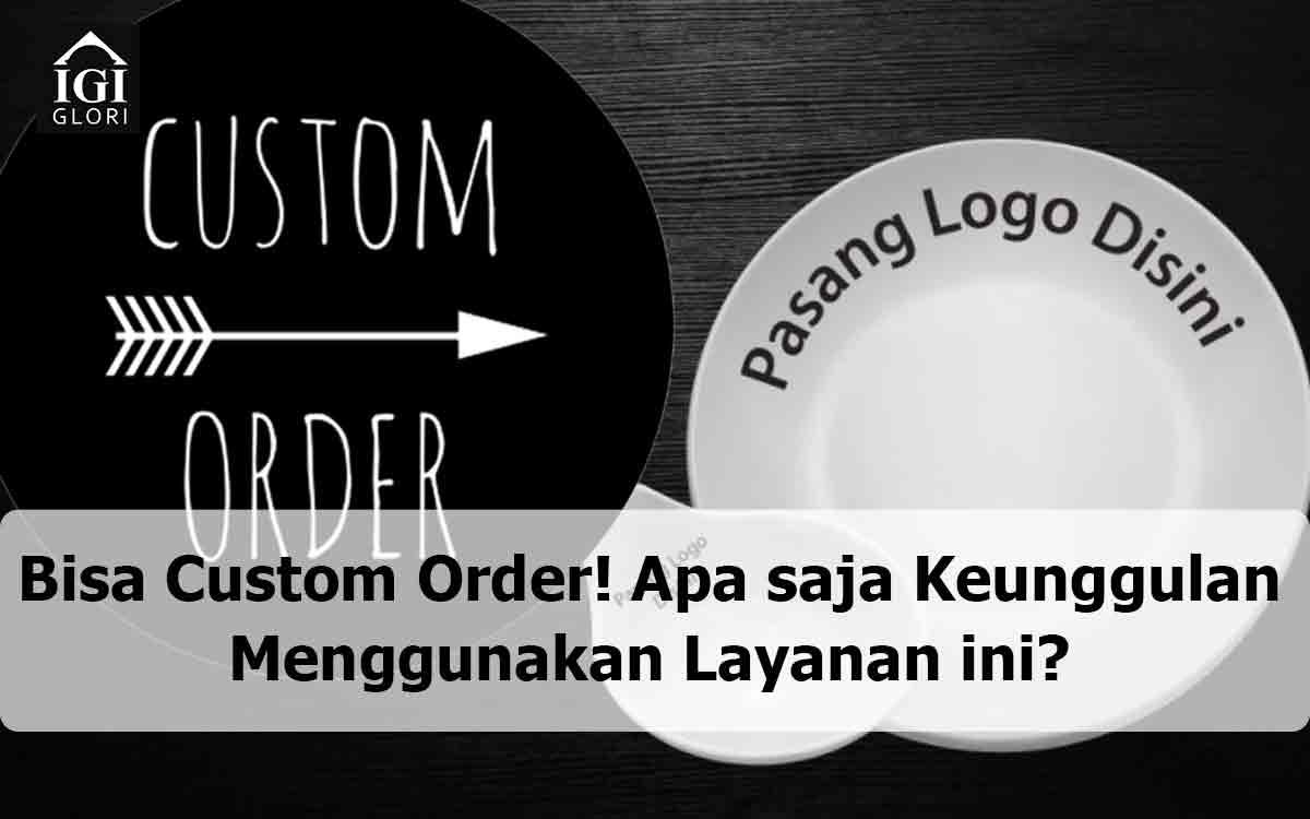 bisa custom order