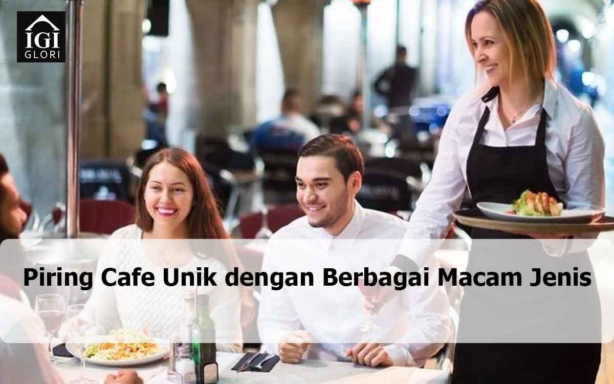 Piring Cafe Unik