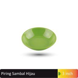 piring sambal hijau