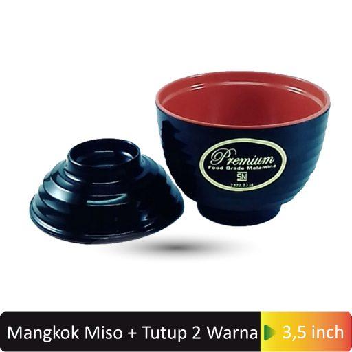 mangkok miso+tutup