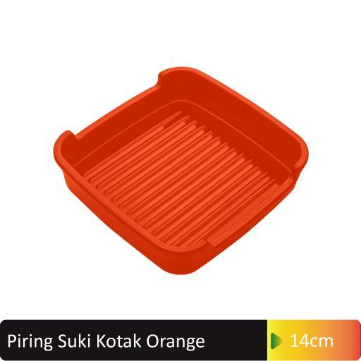 piring suki kotak orange