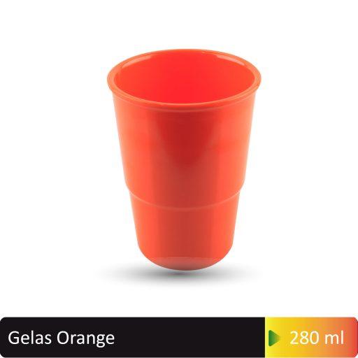 gelas orange