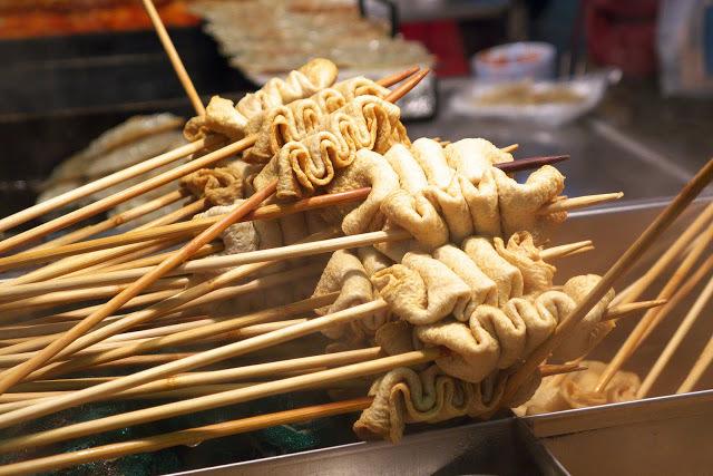 9. Sundae dan Odeng di Korea Selatan