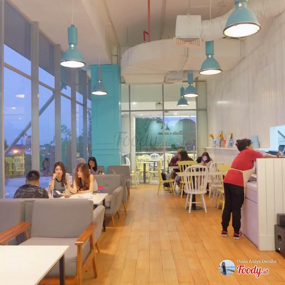 Butter and Bean Cafe di Surabaya