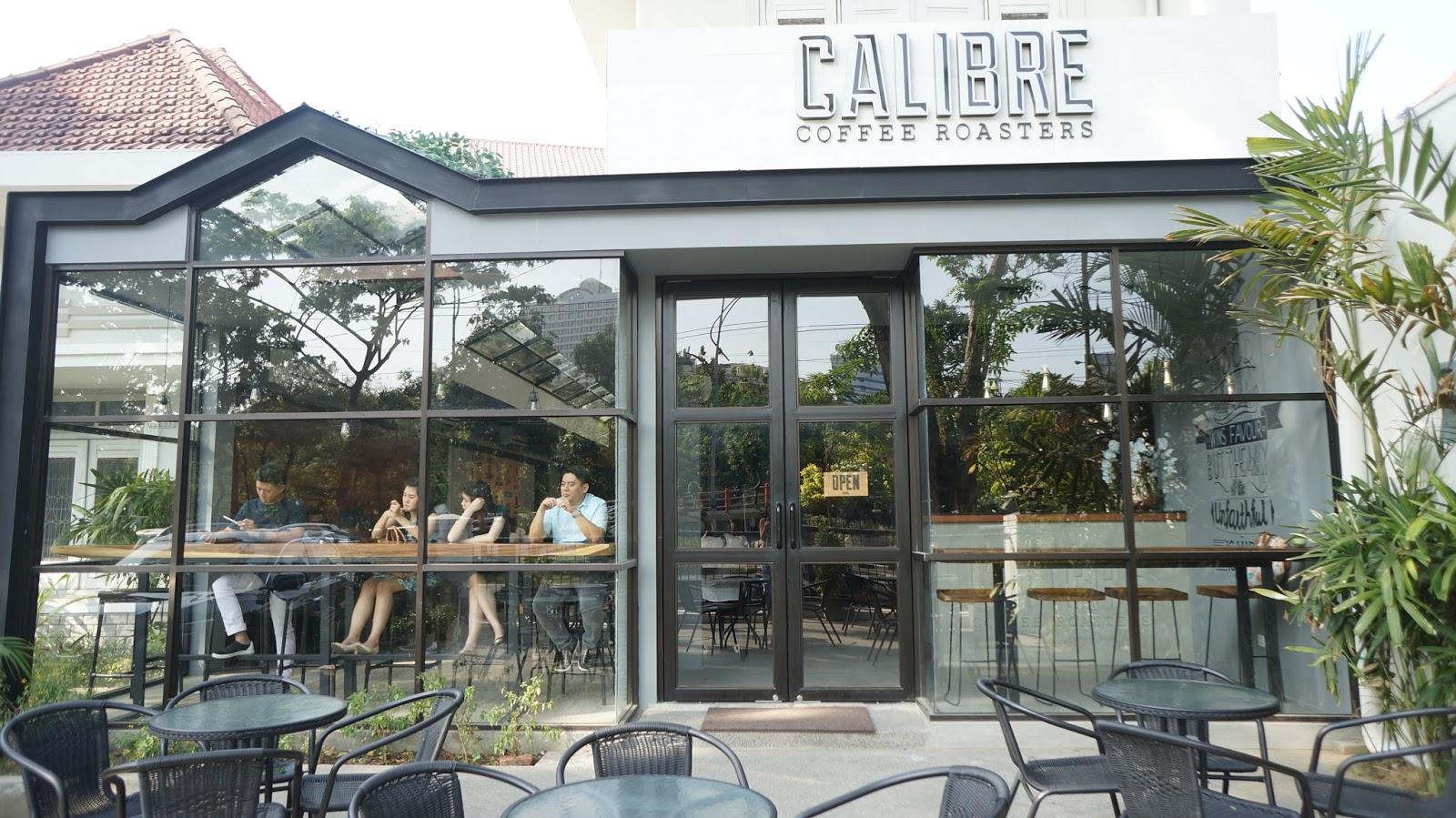 Calibre Coffee Roasters Surabaya