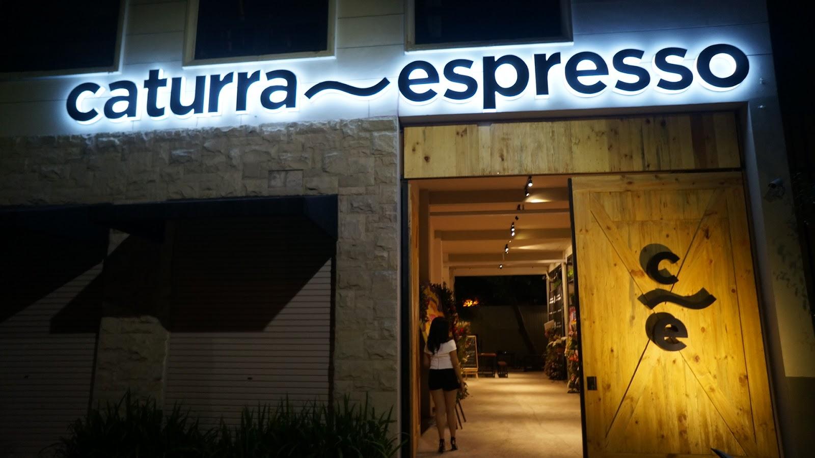 Caturra Espresso di Surabaya