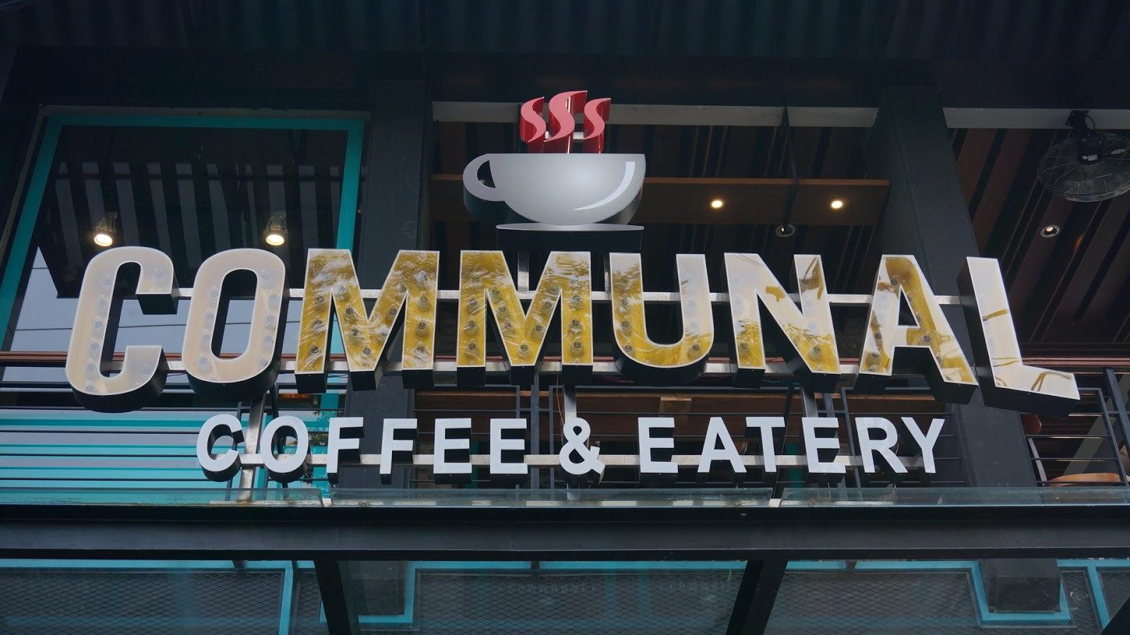 Communal Coffe & Eatery