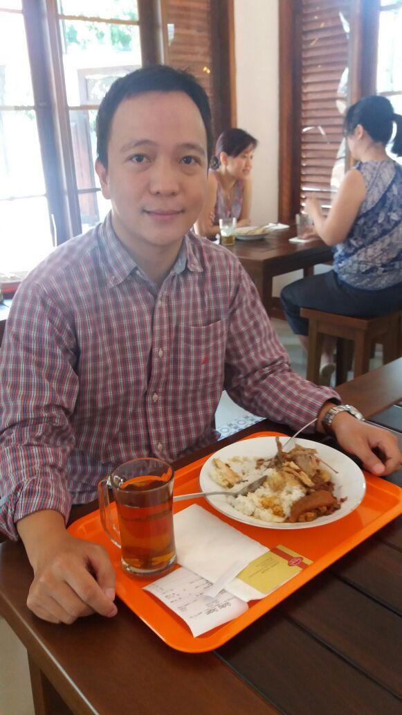 Gudeg Sagan di Kenayoran Baru Jakarta Selatan (1)