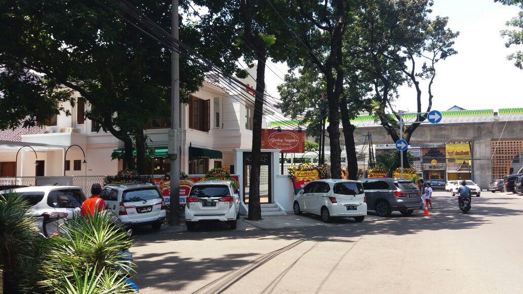 #GudegSagan di Kebayoran Baru Jakarta Selatan