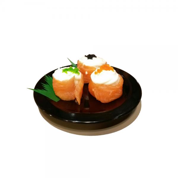 Jual Piring Makan Sushi Bulat 6 inch G2926 Glori Melamine