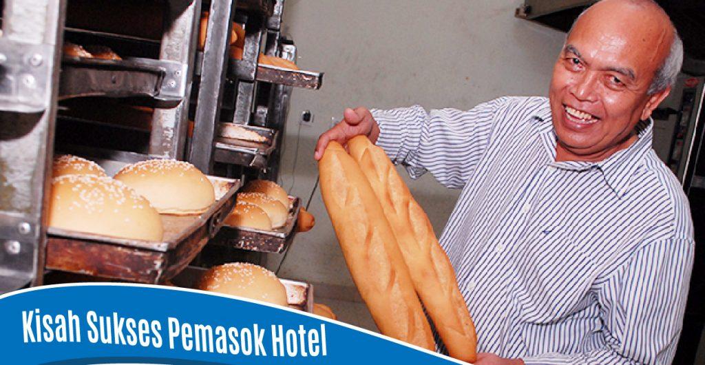 Kisah Sukses : Dulu Karyawan Hotel, Kini Jadi Pemasok Hotel