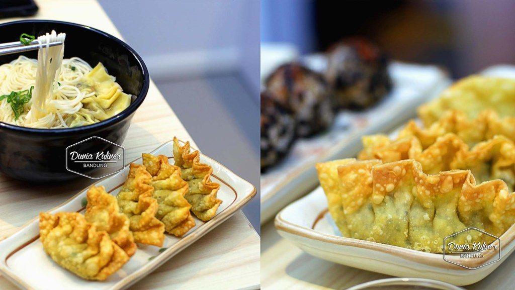 Korean Food di Chingu Cafe – Chingu Fan Cafe di Bandung