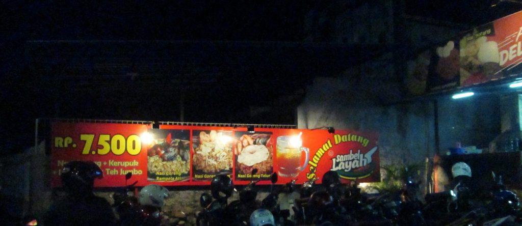 Kuliner Sambel Layah ,Warung Makan Tradisional Spesial Sambal Pedas