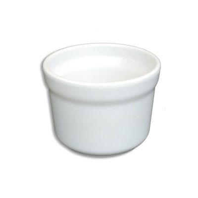 Mangkok Sop Oriental 3.5 Inch Putih - Glori Melamine GWA31H PTH