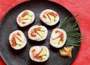 Norimaki (Sushi Rumput Laut)