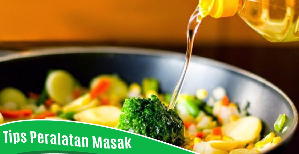 Pentingnya Mengolah Masakan dengan Peralatan Memasak Berkualitas