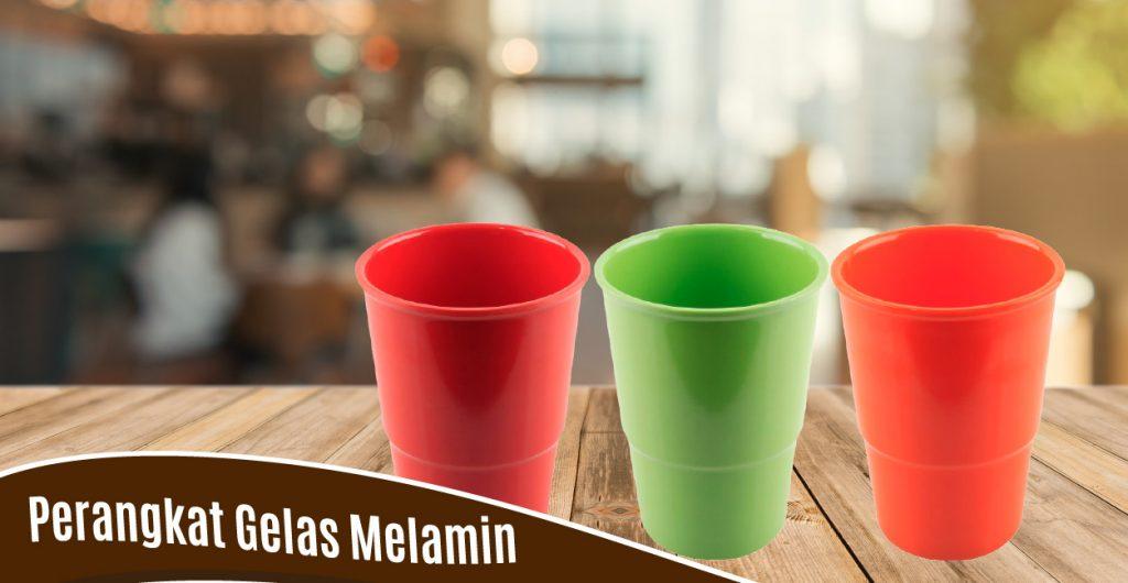 Perangkat Minum Gelas Berkualitas Bagus di Glorimelamine.com