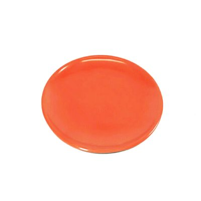 Piring Ceper Oriental 6 Inch Merah Hitam - Glori Melamine GYA006.2WR.JPN