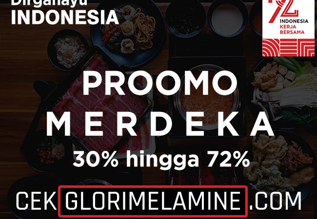 Promo 17 Agustus 2017