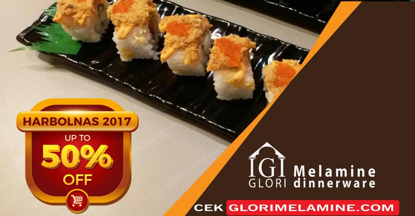 Promo Harbolnas 2017 Glori Melamine