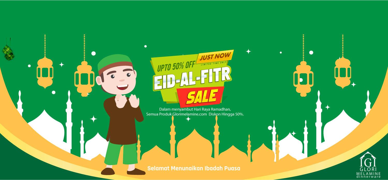Promo Ramadhan Sale 2017 di Glori Melamine