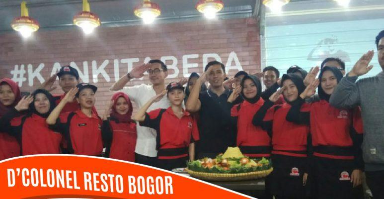 D'Colonel Resto Bogor