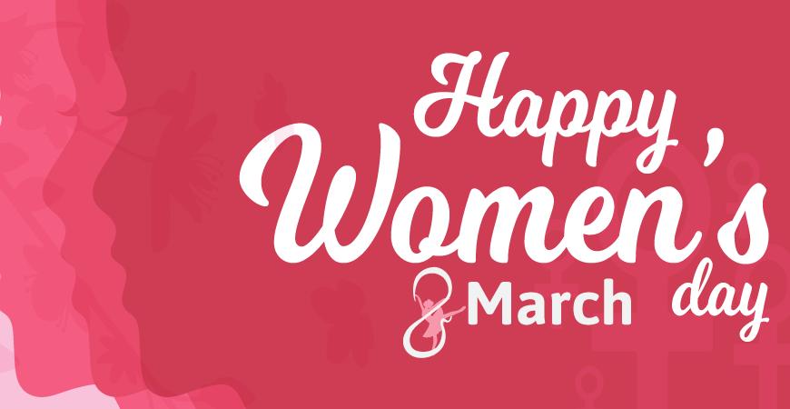 Selamat Hari Perempuan Internasional