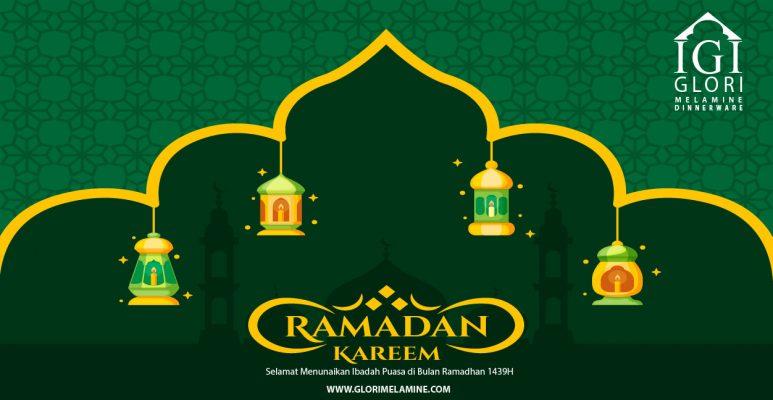 Selamat Menunaikan Ibadah Puasa di Bulan Ramadhan 1439H