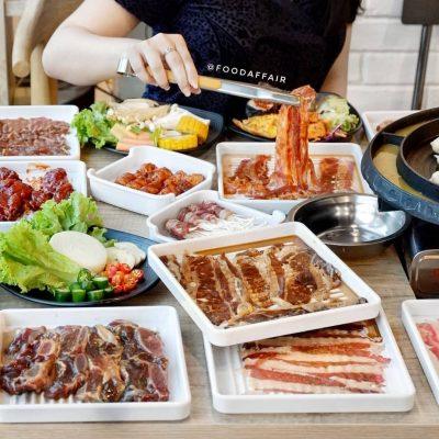 Ssikkek Korean BBQ Buffet, Salah Satu Resto All You Can Eat unik di Jakarta