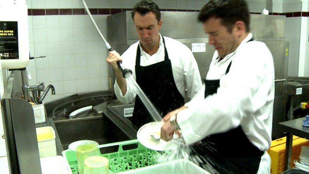 Sukses Anda bermula dari Dapur, Berbisnis di dunia Food Service