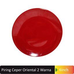 piring ceper oriental