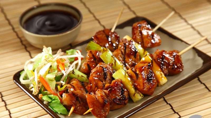 Yakitori adalah Sate Ayam versi Jepang