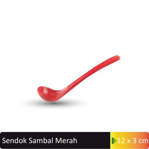sendok sambal merah