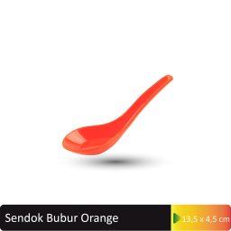 sendok bubur orange